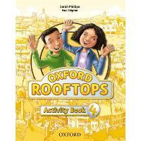 ACTIVIDADES INGLES 4º EP ROOFTOPS 4 OXFORD