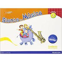 CUADERNILLO MUSICA 3º EP SIENTE LA MUSICA PEARSON
