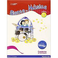 CUADERNILLO MUSICA 5º EP SIENTE LA MUSICA PEARSON