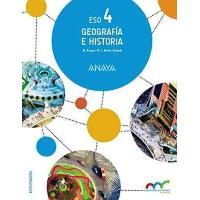 GEOGRAFIA E HISTORIA 4º ESO EXTREMADURA