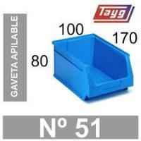 GAVETA TAYG 51 170*100*80