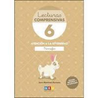 CUADERNILLO LECTURAS COMPRENSIVAS 6 GEU