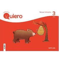 LIBRO INFANTIL 3 AÑOS PROYECTO QUIERO 3º TRIMESTRE