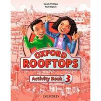CUADERNILLO INGLES 3º EP ROOFTOPS 3 OXFORD