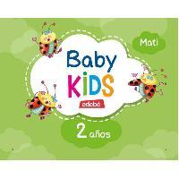 LIBRO INFANTIL 2-3 AÑOS BABY KIDS