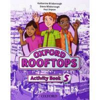 ACTIVIDADES INGLES 5º EP ROOFTOPS 5 OXFORD