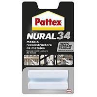 AHDESIVO BARRITA NURAL 34 METALES 48GM