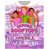 CUADERNILLO INGLES 5º EP ROOFTOPS 5 OXFORD