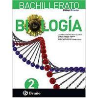 LIBRO BIOLOGIA 2º BACHILLER BRUÑO
