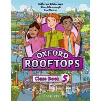 LIBRO INGLES 5º EP ROOFTOPS 5 OXFORD