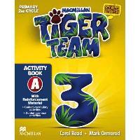 CUADERNILLO INGLES 3º EP TIGER TEAM MACMILLAN