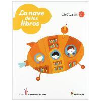 LIBRO LECTURA 3º EP LA NAVE DE LOS LIBROS