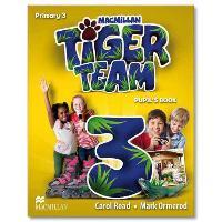 LIBRO INGLES 3º EP TIGER TEAM MACMILLAN