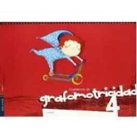 LIBRO GRAFOMOTRICIDAD 4 AÑOS EDELVIVES ESPIRAL