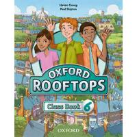 LIBRO INGLES 6º EP ROOFTOPS 6 OXFORD