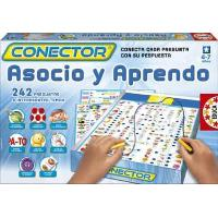 JUEGO CONECTOR ASOCIA Y APRENDE EDUCA