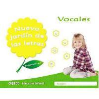 CUADERNILLO LECTOESCRITURA VOCALES