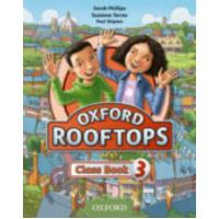 LIBRO INGLES 3º EP ROOFTOPS 3 OXFORD