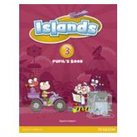 LIBRO INGLES 3º ISLAND 3 PEARSON LONGMAN