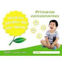 CUADERNILLO LECTOESCRITURA PRIMERAS CONSONANTES