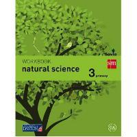 CUADERNILLO NATURAL SCIENCE 3ºEP SAVIA SM