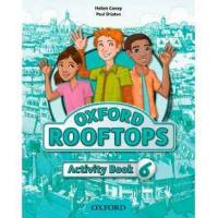 CUADERNILLO INGLES 6º EP ROOFTOPS 6 OXFORD