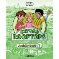 CUADERNILLO INGLES 1º EP ROOFTOPS 1 OXFORD