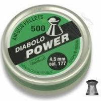 BALINES 4.5MM DIABOLO POWER 500