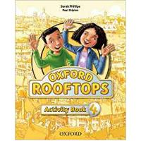 CUADERNILLO INGLES 4º EP ROOFTOPS 4 OXFORD