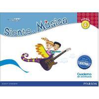 CUADERNILLO MUSICA 4º EP SIENTE LA MUSICA PEARSON